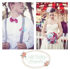 Carnival Styled Wedding Shoot, carousel wedding, vintage circus wedding, Julie Paisley Photography