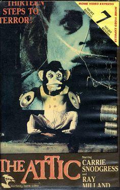 El señor de los bloguiños: El ático (1980) de George Edwards