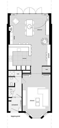 25 beste idee n over thuis plattegronden op pinterest for Keuken handigheidjes