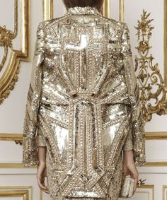 monsieur-j:    Givenchy Fall 2010 Couture Details