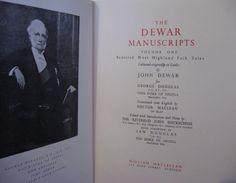 The Dewar Manuscripts Volume One Scottish West Highland Folk Tales: Amazon.co.uk: Dewar John et al: Books Duke Of Argyll, The Rev, Kindle App, Scottish Highlands, Purple Flowers, Free Apps, Folk, Carpet, History