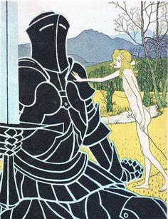Hermann Hesse, Robert Walser, Illustration, Prints, Painting, Women, Art, Illustrations, Kunst
