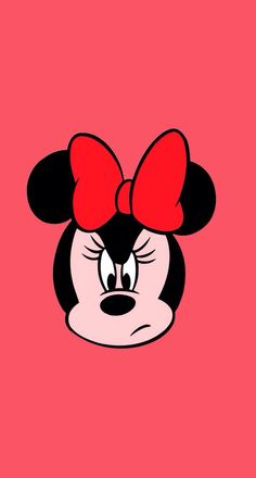 Minnie Mouse is mad Wallpaper Do Mickey Mouse, Disney Wallpaper, Walt Disney, Disney Art, Cartoon Drawings, Cartoon Art, Cellphone Wallpaper, Iphone Wallpaper, Cute Wallpapers
