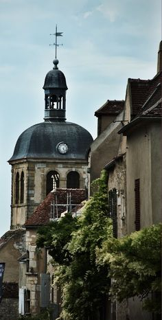 Bourgogne, Yonne, Vézelay