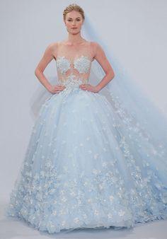 9c2972355b0d Randy Fenoli wedding dress for Kleinfeld Bridal 3424 | http://trib.al