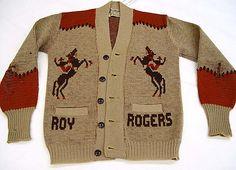 Boy's Sweater, 1930-49, American, wool