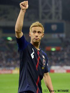 Keisuke Honda (Japan)