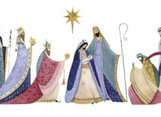 Nativity Christmas Cards - available from https://gbss.org.uk/product/christmas-cards-christmas-nativity/