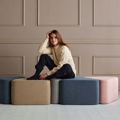 Triangular tuoli/rahi/pöytä - Innovation Living - Futonnetti.fi Innovation Living, Mocha, Bean Bag Chair, Indigo, Beige, Furniture, Home Decor, Decoration Home, Indigo Dye