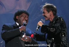 To sing with the actual iconic Percy Sledge was a dream come true.