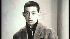 Serge Gainsbourg, Le Poinçonneur des Lilas, 1959.