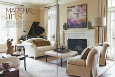 My Notting Hill: DC Designer In Traditional Home