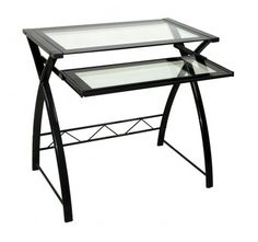 Glass desks simply look modern and are perfect for a gaming PC or work area. With these things said here is our list of the top 10 best glass computer desks in All Modern Furniture, Top Furniture Stores, Furniture Ads, Affordable Furniture, Quality Furniture, Cheap Furniture, Discount Furniture, Furniture Design