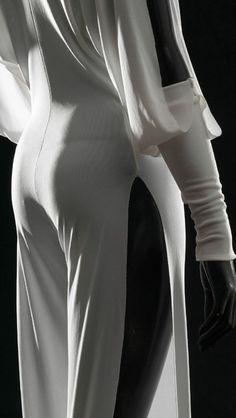 Kylie Minogue's white jumpsuit
