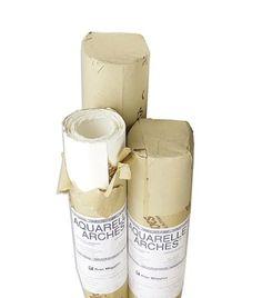 Amazon.com: Arches Watercolor Paper 140 lb. cold press white 44 1/2 in. x 10 yd. roll