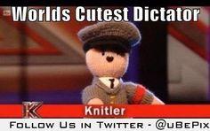 Worlds cutest dictator!