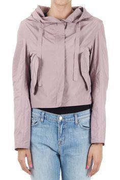JIL SANDER single breast jacket with zip (art. MW181471 WF440100)