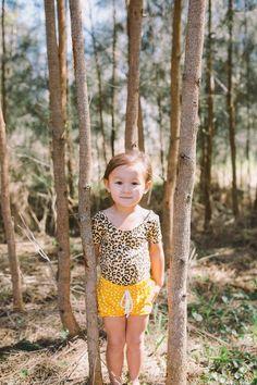 Mrs Millah - Leopard Leotard