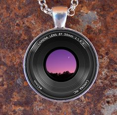 Hey, I found this really awesome Etsy listing at https://www.etsy.com/listing/214746272/custom-camera-pendant-camera-lens