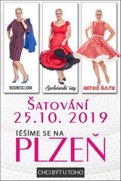 Milé dámy,  vyslyšely jsme Vaše prosby a naše šaty jedou za Vámi do Plzně! Kreativní zóna DEPO 2015 zažije své první plzeňské Šatování, kde si budete moci vybrat z velké nabídky šatů, spodniček i zlevněných kousků. S děvčaty se na Vás budeme těšit v pátek 25. října 2019 v čase 10 - 18 hodin. Ballet Skirt, Retro, Skirts, Fashion, Moda, Fashion Styles, Skirt, Fasion