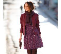 Bunda v koženom vzhľade   blancheporte.sk #blancheporte #blancheporteSK #blancheporte_sk  #autumn #fall #jesen #bunda High Neck Dress, Dresses, Fashion, Turtleneck Dress, Vestidos, Moda, Fashion Styles, Dress, Fashion Illustrations