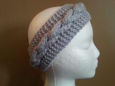 Faux Braid Pattern | Loom Knit