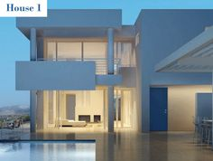 Richard Meier Does Modern Architecture In Turkey. The Bodrum Houses.