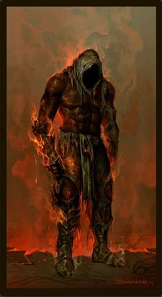 Concept Art: Diablo III<br><br>Bernie Kang
