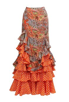 SONIA JOHNES NOVEDADESの画像 Indian Fashion, Boho Fashion, Fashion Outfits, Womens Fashion, Fashion Design, Flamenco Costume, Ankara Skirt, Modest Dresses, Designer Dresses