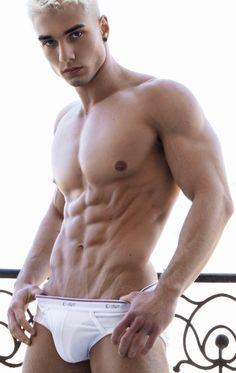 NatMara — phfantasists: Marci Kiss by Rick Day Teen Pants, Tommy Hilfiger Boxers, Male Body Art, Attractive Guys, Athletic Men, Good Looking Men, Slip, Sexy Men, Hot Men