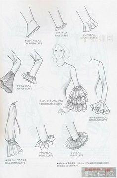 Fashion infographic & data visualisation Sleek–sleevezz Infographic Desc… – Hey You Sleeves Designs For Dresses, Sleeve Designs, Fashion Illustration Sketches, Fashion Sketches, Fashion Terms, Fashion Art, Trendy Fashion, Fashion History, Spring Fashion