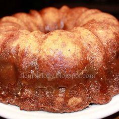 Fleur de Lolly: Fresh Apple Cake self rising flour Baked Apple Dessert, Apple Dessert Recipes, Fall Desserts, Apple Recipes, Just Desserts, Healthy Recipes, Fresh Apple Cake, Fresh Apples, Apple Cakes