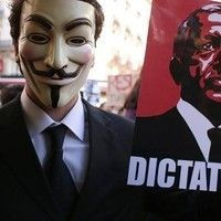 Anonymous Shuts Down of Turkey's Police and Government Websites For Supporting ISIS American Veterans, Current News, Anonymous, Citizen, About Me Blog, Turkey, Army, Articles, Website