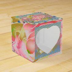 Rose Favour Box