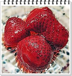 Diabetic Recipes, Diet Recipes, Diet Meals, Sugar Free Recipes, Free Food, Strawberry, Sweets, Fruit, Diabetes