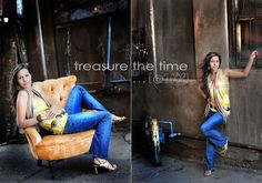 Senior Girl poses - Treasure the Time Photography