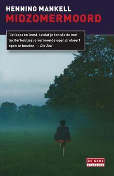 30. Midzomermoord van Henning Mankell