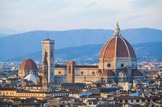Photo of the Day – Rooftop of The Duomo – Florence, Italy  -  If you have ever been to Florence, Italy then you know how enchanting the view of Florence's rooftops are (a good reason that it's an AbsoluteVisit). - Photo from #absolutevisit at www.absolutevisit... - all images Creative Commons Noncommercial