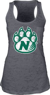 BLUE 84 WOMENS BURNOUT TANK  24.98 College apparel available at the book  store at Northwest Missouri e73809eb0823
