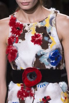 Fendi at Couture Fall 2017 - Details Runway Photos