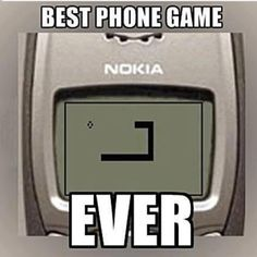 The only game on Nokia lmbo!!