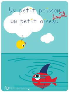 Illustration Poisson d'avril | Pigment des belettes
