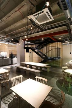 Reštauračný priestor na prízemí