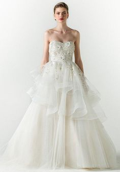 Anne Barge Charmed Wedding Dress - The Knot