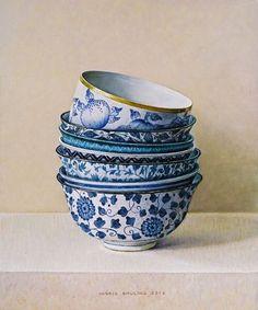 Ingrid Smuling. Painter. c2012