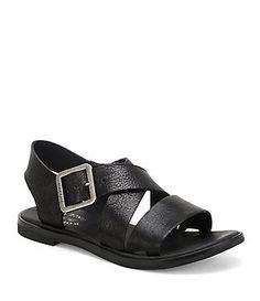 b8004e4a0dcabc Kork-Ease Nara Sandals Fabric Shoes