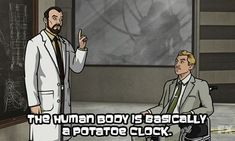 """He obviously knows his science. 