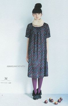 ADULT COUTURE BY YOSHIKO TSUKIORI - STYLISH AND LOVELY COORDINATE - JAPANESE SEWING PATTERNS BOOK FOR WOMEN 11