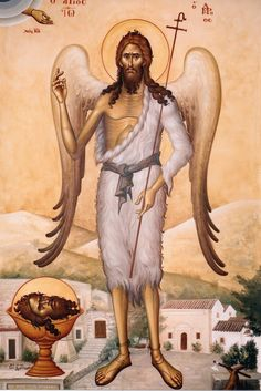 Jesus Son, Byzantine Icons, Early Christian, John The Baptist, Art Icon, Orthodox Icons, Christianity, Saints, Saint John