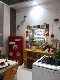 cozinha - casa da mega